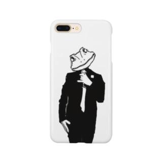 I'm  frogman Smartphone cases