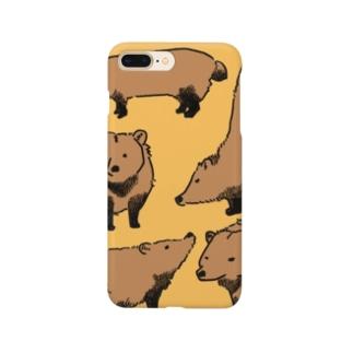 ヤブイヌ Smartphone cases
