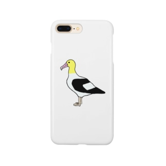 アホウドリ Smartphone cases