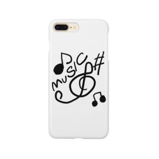 ミュージック Smartphone Case