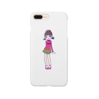 おそまつさん [トト子ちゃんver.] Smartphone cases