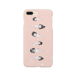 オンナノコチャンのケース Smartphone cases