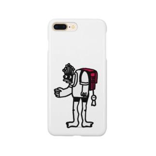 直毛小学生 Smartphone cases