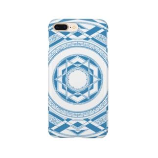 魔方陣スマホケース TYPE1 Smartphone cases