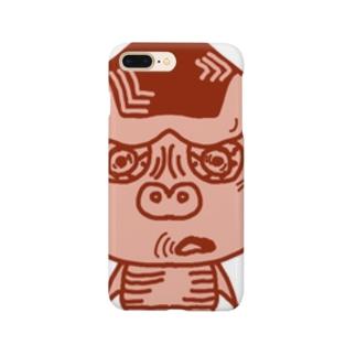 オニギリさん Smartphone cases
