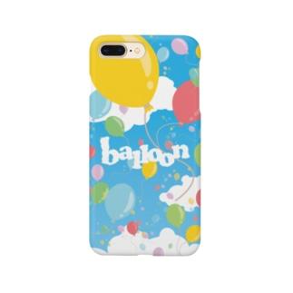balloonその3 Smartphone cases