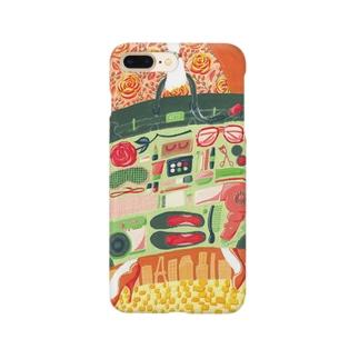 おでかけグッズ Smartphone cases