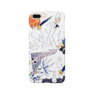 海中 Smartphone cases