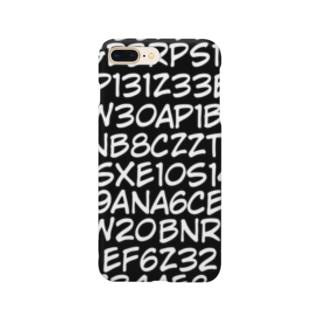 型式地獄 Smartphone cases
