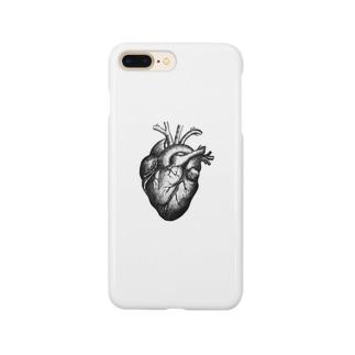 heart Smartphone cases