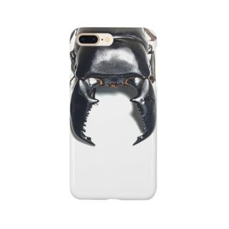 スマトラオオヒラタグッズ Smartphone cases