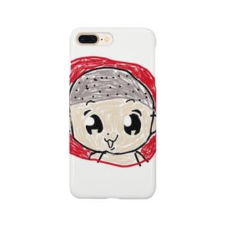 生ける屍師匠 Smartphone cases