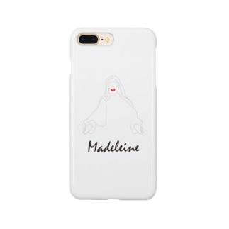 【限定】『マドレーヌ』 それはマグダラのマリアにオマージュを捧げる移動劇場 Smartphone cases