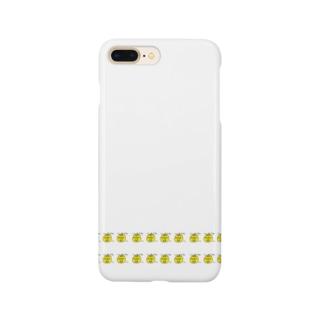 KABOCHA -Cute Pumpkin- うひょうひょかぼちゃ Smartphone cases