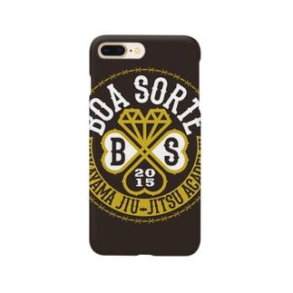 BS Logo black Smartphone cases