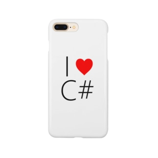I love C# Smartphone cases