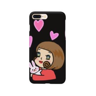 わがままガール Smartphone cases