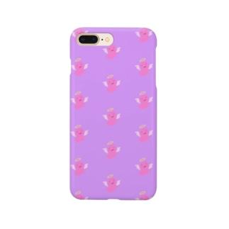 べびータコ神天使 ケータイカバー Smartphone cases