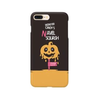 NAVEL SQUASH Smartphone cases