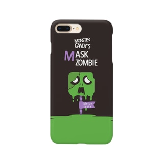 MASK ZOMBIE Smartphone cases