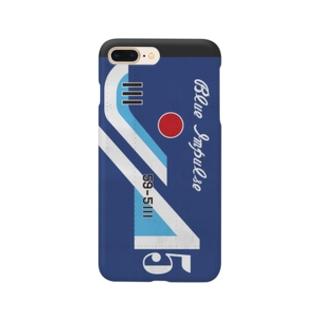 T-2ブルーインパルス【5番機】 Smartphone cases