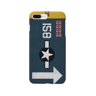 F4U-1D コルセア バンカーヒル搭載機 Smartphone Case