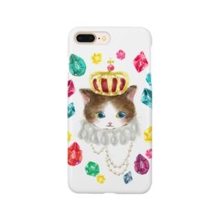 猫さま ねこさま Smartphone cases