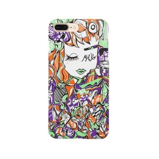 MAKO  iphone case by F.W.W. スマートフォンケース