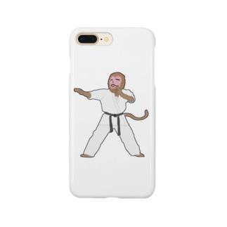武闘家猿 スマートフォンケース