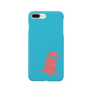 シマリス Smartphone cases