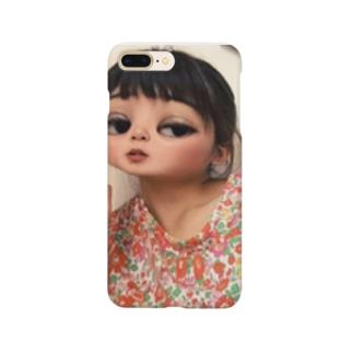 かわいいまみたん Smartphone cases