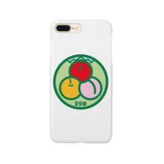 パ紋No.3115 うらの Smartphone cases