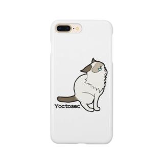 Yoctosec 悟り猫 Smartphone Case
