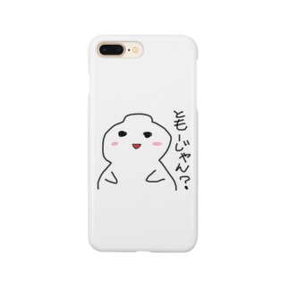 おもちくんグッズ byあらた Smartphone cases