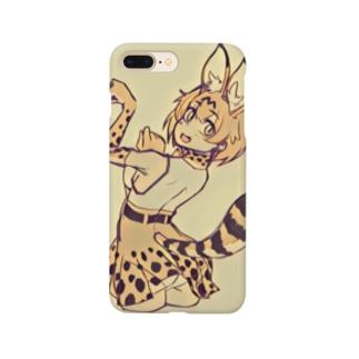 シャレオツさーばる Smartphone cases