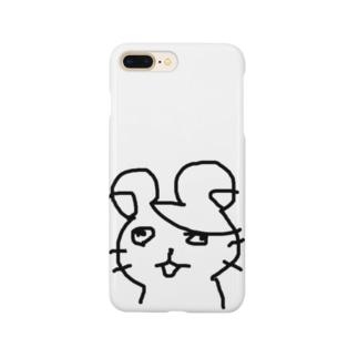 ハムタロサァン… Smartphone cases