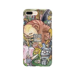 Monster Matsuri Part.2 Smartphone cases