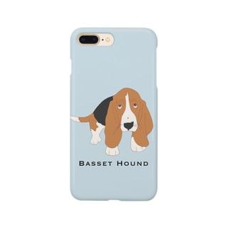 Basset Hound Smartphone cases