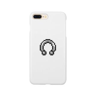 サーキュラーバーベル Smartphone cases