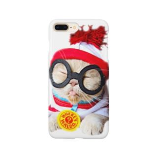 ウォーリーなおもち Smartphone cases
