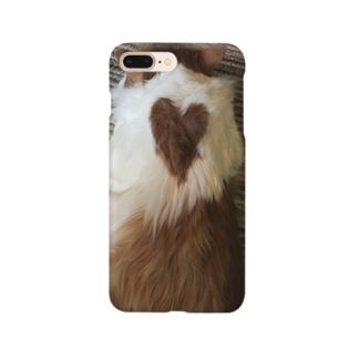 ヘアハート Smartphone cases