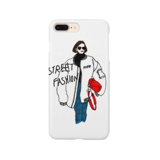 street fashion スマートフォンケース
