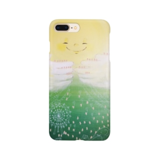 ikuiroオリジナルおひさまシリーズ Smartphone cases