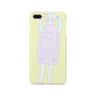 Tommyのりすちゃん Smartphone cases