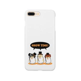 ヤンハム SHOW TIME Smartphone cases