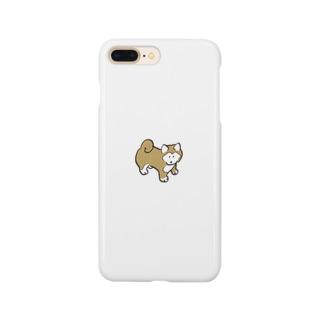 犬ちゃん スマートフォンケース
