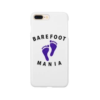 ベアフットマニア Smartphone cases