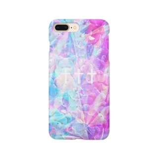 【IENITY】HOLOGRAPHIC BEAR Ver.B Smartphone cases