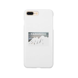 山の日 Smartphone cases