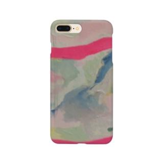 『溶ける言葉』 Smartphone cases